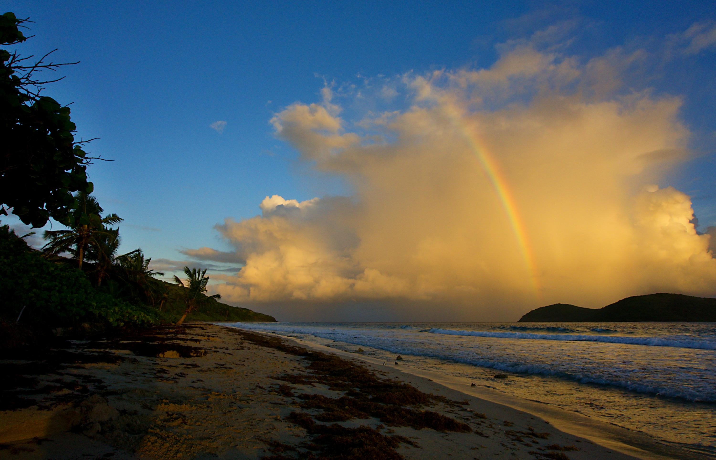 Zoni beach, Culebra, November 25, 2014