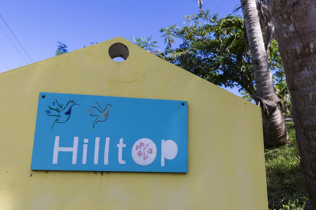 Hilltop, Culebra, PR